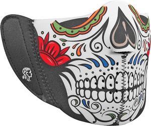 Zan Headgear Modi-Face Muerte MASK ONLY Detachable Mask WBNFM003H
