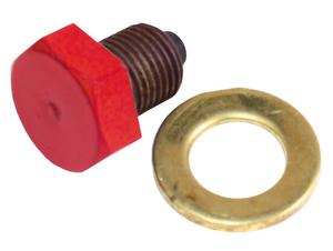 Trans-Dapt Performance Products 1180 Oil Pan Drain Plug