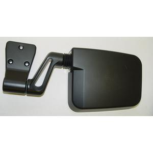 Rugged Ridge 11002.05 Factory Style Mirror Fits Wrangler (TJ) Wrangler (YJ)