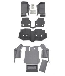 BedRug CBTJK074 BedTred Cargo Kit Fits 07-10 Wrangler (JK)