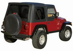 Rampage 773201 Tire Cover