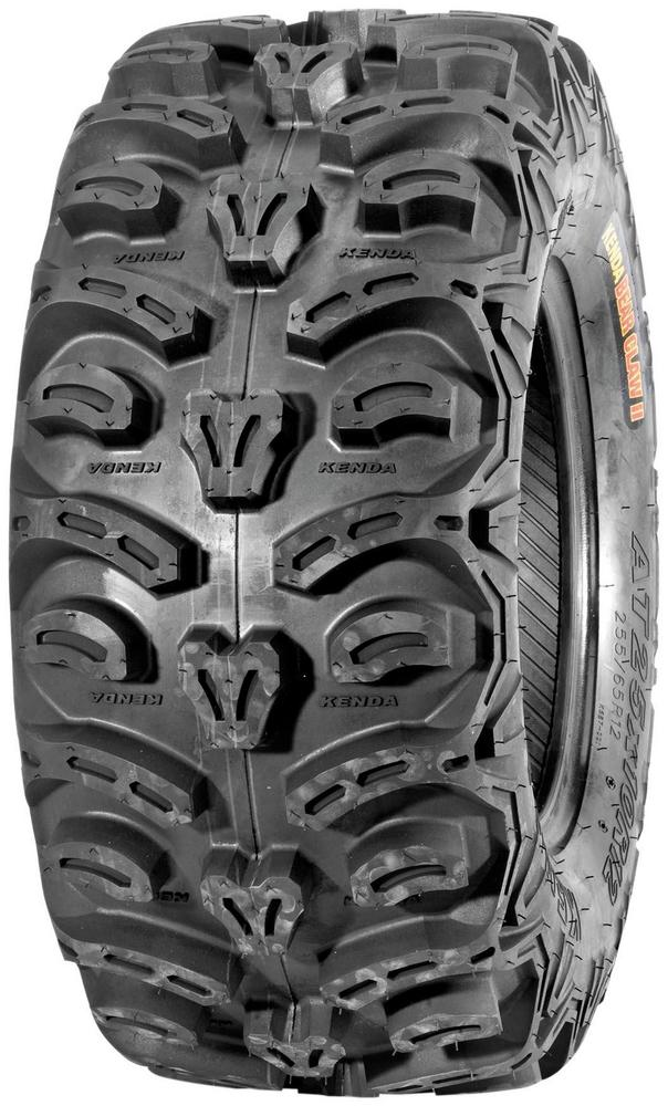 Kenda 085871295D1 K587 Bear Claw HTR Rear Tire - 25x10R12