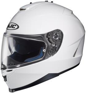 HJC 0918-2001-09 Top Vent for IS-17 Helmet - White