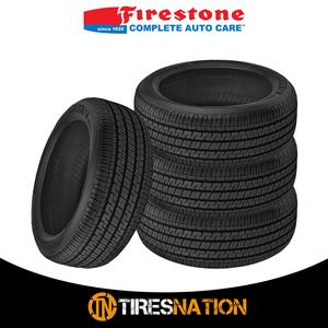 (4) Firestone Champion Fuel Fighter 205/60R15 91H Efficient Performance Tires