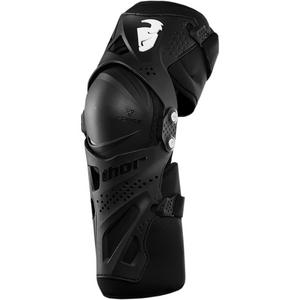 Thor Force XP Youth Kneeguard (Black, OSFM)