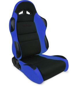 SCAT ENTERPRISES Reclining Sportsman Suspension 1606 Series Seat P/N 80-1606-65R