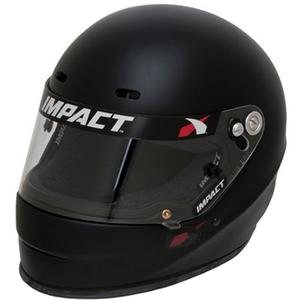 IMPACT RACING X-Large Flat Black 1320Helmet P/N 14515612