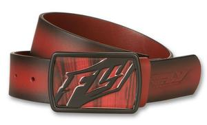 Fly Racing 2015 ADULT Gentlemens Leather Belt Cherry Wood 28-30