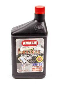 Amalie Imperial Turbo 5W30 Motor Oil 1 qt P/N 71066-56