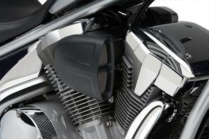 Cobra Powrflo Black Air Intake Kit for 06-0133B