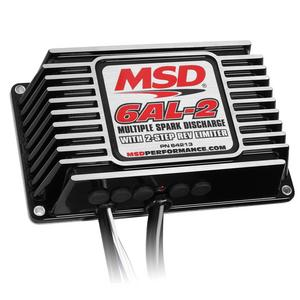 MSD Ignition 64213 6AL-2 Series Multiple Spark Ignition Controller