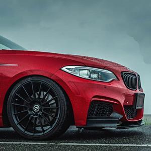 """20"""" HRE FF15 FLOW FORM BLACK CONCAVE WHEELS RIMS FITS BMW F80 M3"""