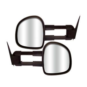 CIPA Mirrors 80100 Extendable Replacement Mirror Set