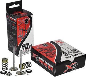 CV X2 Motorcycle Stainless Steel Intake Valve Kit X2VIK22003