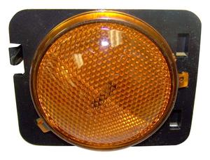 Crown Automotive 55078144AA Side Marker Light Fits 07-18 Wrangler (JK)