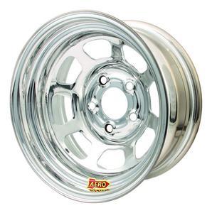 AERO RACE WHEELS 50-Series 15x7 in 5x5.00 Chrome Wheel P/N 50-275035