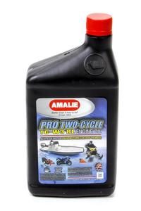 Amalie Pro Two Cycle 2 Stroke Oil 1 qt P/N 62736-56