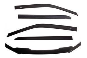 Auto Ventshade 56044096 Ventvisor/Bug Shield Combo Fits 15-19 F-150