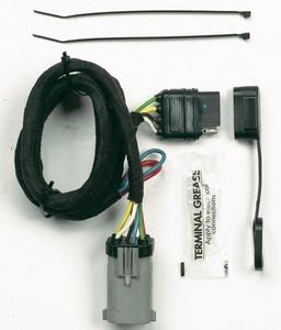Hopkins Towing Solutions 40165 4-Wire Flat Multi-Tow T-Connector