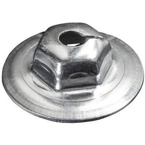 "Washer Lock Nut #10-24 3/4"" Outside Diameter 3/8"" Hex"
