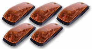 Pacer Performance GM Style Hi-5 Clear Clearance Light P/N 20-220