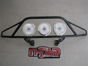 N-Fab D093LH-TX Pre-Runner Light Bar Fits 09-18 1500 Ram 1500