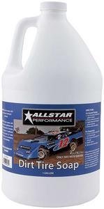 Allstar Performance Dirt Tire Soap Tire Cleaner 1 Gallon P/N 78236
