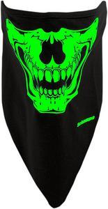 Schampa Half-Face Stretch Mask Clown Glow VNG008-GLOA