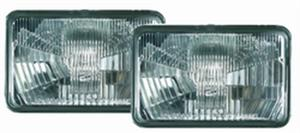 Hella 003177801 164x103mm Halogen Conversion Headlamp Kit