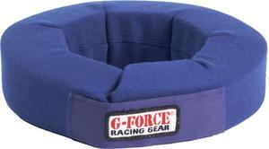 G-FORCE Medium Blue SFI-3.3 Neck Support P/N 4122MBL