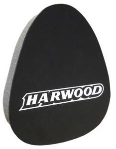HARWOOD 8-1/4 in Tall x 7 in Wide Triangular Openings Hood Scoop Plug P/N 1997