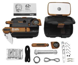 Adventure Medical Kits 0140-0828 Survive Outdoors Longer Origin Survival Kit
