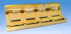 MILODON GM LS-Series Louvered Windage Tray P/N 32150