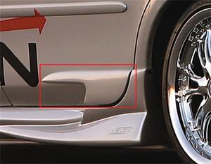 Xenon 10597 Door Panel Fits 00-05 Neon