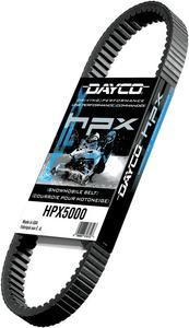 Dayco HPX Utility Extreme Snowmobile CVT Clutch Drive Belt HPX5012