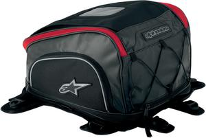 Alpinestars Backpack Tank Bag Tech Aero Black Red 6107214-13