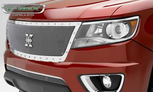 T-Rex Grilles 6712670 X-Metal Series Formed Mesh Grille Fits 15-18 Colorado