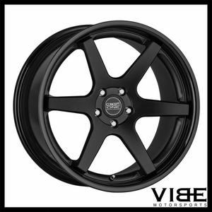 "22"" CONCEPT ONE CS6 CONCAVE WHEELS RIMS FITS MERCEDES W164 ML350 ML450 ML550"