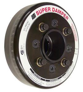 ATI PERFORMANCE EXT Bal 6.325 in Super Damper Harmonic Balancer SBF P/N 918900