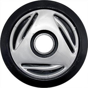 PPD Group 04-400-08 Idler Wheel - 5.31in. x 25mm - Gray