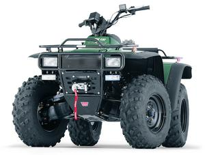 Warn 62840 ATV Winch Mounting System
