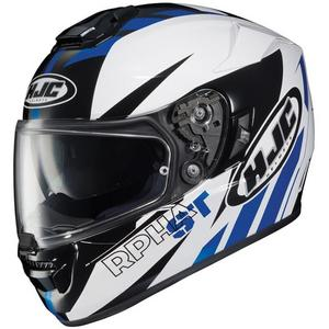 HJC RPHA-ST Rugal Helmet Blue (MC-2) (Blue, X-Small)