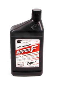 ATI PERFORMANCE Super F ATF Conventional Transmission Fluid 1 qt P/N 100001