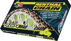 Renthal RR4 520 Motorcycle MX ATV Chain 110 Link C372