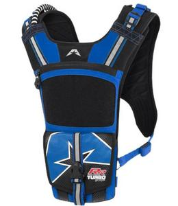 American Kargo 3519-0017 Turbo 2L RR Hydration Pack - Blue