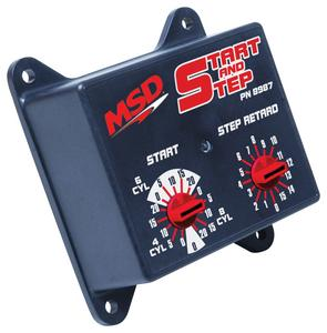 MSD Ignition 8987 Start And Step Timing Retard Control