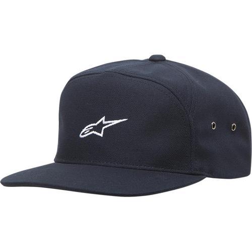Alpinestars Canyon Hat Navy (Blue, OSFM)