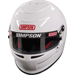 SIMPSON SAFETY X-Large White Venator Helmet P/N 6850051