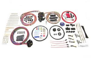 Painless Wiring 10414 25 Circuit Pro Series Harness