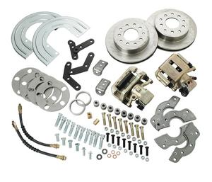 SSBC Performance Brakes A111-2 Disc Brake Conversion Kit